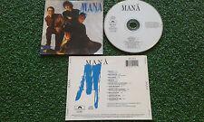 MANA **Same** ORIGINAL 1st PRESS Spain 1996 CD CAIFANES / JAGUARES / Soda Stereo