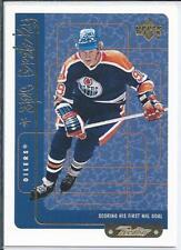 Wayne Gretzky  99/00 UD Retro  #EG1  Epic Gretzky - Insert