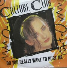 "CULTURE CLUB - DO YOU REALLY WANT TO HURT ME / DUB VERSION  -  7"" - 45 RPM"