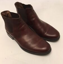 Men's Shoes Size 9 M Brown Leather Boots  Johnston & Murphy