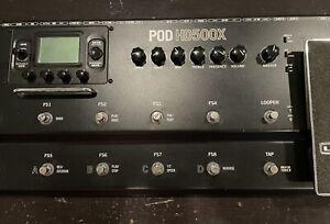 Line 6 Pod HD500X Used 59-00-0162