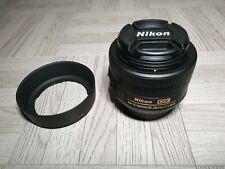 Nikon Nikkor AF-S DX 35 mm F/ 1.8 G Lens Prime