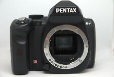 *Mint* PENTAX Pentax K K-r 12.4MP Digital SLR Camera - Black (Body Only)