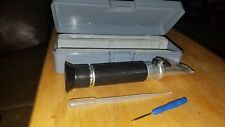 Fish Tank Aquarium Salinity Refractometer Salt Water Tester Hydrometer
