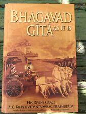 Bhagavad Gita - As It Is - Hardcover