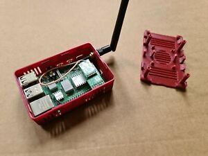 Raspberry Pi 4B, 4GB RAM - Homematic CCU3 + ext. Antenne WEB UI sofort startklar