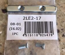 Ibanez Lo Pro & Edge & Edge Pro Trem Spring Lock Bar Plate fits Jem Vai JS RG S