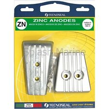 ZINC ANODE KIT VOLVO PENTA SX-A / DPS-A STERN DRIVES - FOR USE IN SALT WATER