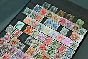 BELGIUM - MINT AND USED MOSTLY EARLY PERIOD COLLECTION IN D/S STOCKSHEET