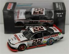 BRAD KESELOWSKI 2015 DISCOUNT TIRE 1/64 ACTION DIECAST CAR #22 FORD MUSTANG