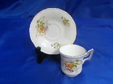 Danbury Mint Coalport Demitasse Cup & Saucer Great Porcelain Houses of the World