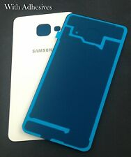 For Samsung Galaxy A3 2016 Back Battery Door Cover Glass Rear Cover White