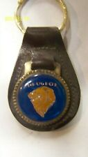 PEUGEOT LEATHER KEY CHAIN