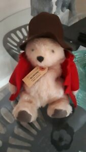 Gabrielle Designs Paddington Bear 1977 Tagged. Mint condition never displayed