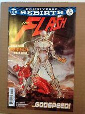 Flash #6A (Free Shipping, 2016, Godspeed, DC Comics, High Grade)