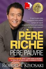 Livre Père Riche Père Pauvre / PDF compatible kindle / envoi immédiat
