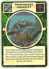 DOOMTROOPER: TEMPORARY INSANITY ENGLISH MORTIFICATOR MUTANT CHRONICLES CCG