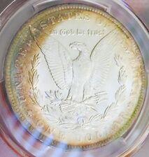 Beautifully Toned 1883-O MS63 PCGS Morgan Silver Dollar $1 Cobalt Blue Obverse