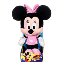 "Nuevo Oficial Disney 10"" Roadster Felpa Suave Juguete Minnie Mouse"