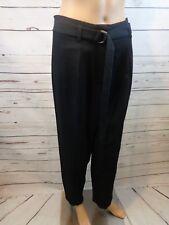 Who What Wear Women's Bootcut Trouser - Black - Size 10