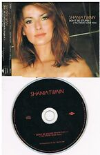 Shania Twain ‎– Don't Be Stupid (You Know I Love You) CD Single Promo 1999