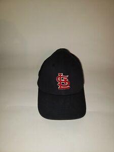 St. Louis Cardinals New Era Team Classic 39THIRTY Flex Hat Navy Toddler