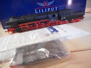 Liliput   L105212   BR 52 DR Reko   Neuwertig  OVP  Spur H0  Gleichstrom DC