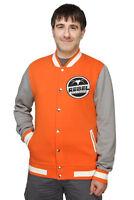 Mens Star Wars Rebel Alliance Fleece Varsity Jacket NWT L, XL