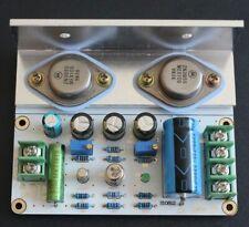 Diy Kits 1pcs JLH 1969 class A amplifier Board high quality PCB MOT 2N3055