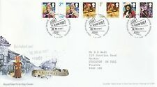 2008 GB Christmas Stamps First Day Cover Special Tallents House PMK Ref: MT95