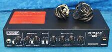 Fender Rumble 350 - 350-Watt 1-Channel Bass Amplifier Head Solid State Pre-Amp