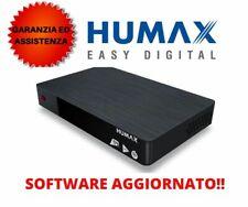 HUMAX 6800S TIVUSAT RICEVITORE DIGITALE SATELLITARE SCHEDA ATTIVATA