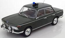 MCG 1966 BMW 2000 TI Typ 120 Police Dark Green 1:18 Rare Find!*Nice!
