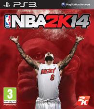 NBA 2K14 (Basket 2014) PS3 Playstation 3 IT IMPORT 2K GAMES