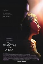 """THE PHANTOM OF THE OPERA (2004)  Poster [Licensed-NEW-USA] 27x40"""" Theater Size"""