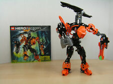 Lego Hero Factory Rotor (7162) Complete w/ Instructions
