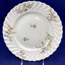Haviland ORSAY Dinner Plate Torse Shape Pre-Owned GREAT CONDITION