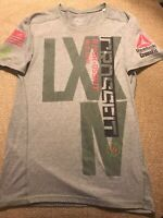 Mens Reebok Crossfit Shirt Medium M