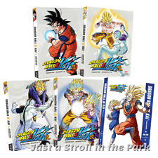 Dragon Ball Z Kai: Anime Series Complete Seasons 1 2 3 4 5 Box / DVD Set(s) NEW!