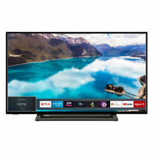 Toshiba 43LL3A63DB 43 Inch Smart Full HD LED TV Freeview Play Works With Alexa