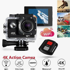 Sj9000 WiFi 1080p 4k Ultra HD Sport Action Camera DVR DV Camcorder Waterproof 2""