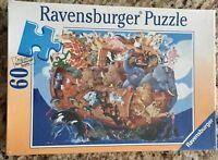 NOAH'S ARK Puzzle Ravensburger 60 Piece New