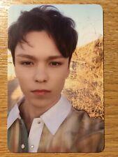Seventeen Heng:garae Set Ver Vernon Hansol Official Photocard Photo Card