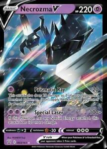 SWSH Battle Styles 063/163 Necrozma V