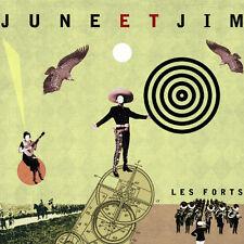JUNE ET JIM - LES FORTS - 2012 - CD 11 TITRES - NEUF NEW NEU