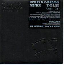 (AR957) Styles & Pharoahe Monch, The Life - DJ CD