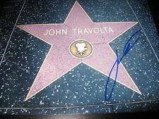 JOHN TRAVOLTA SIGNED AUTOGRAPH 8x10 PHOTO HOLLYWOOD STAR IN PERSON COA AUTO NY B
