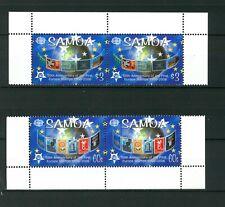 SAMOA   Good set stamps,   MNH**
