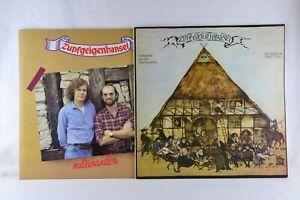 ZUPFGEIGENHANSEL - Volkslieder / Miteinander 2x LP