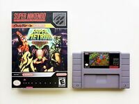 Hyper Metroid - Game / Case - Fan Made SNES Super Nintendo (USA Seller)